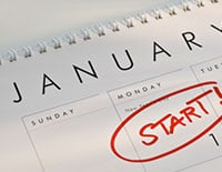 Creating New Year's Resolutions that Stick